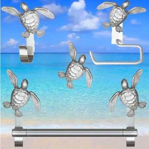 Sea Turtle Cabinet Knob Collection